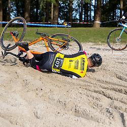 HARDENBERG (NED) veldrijden <br /> GOW veldrit wedstrijd 3