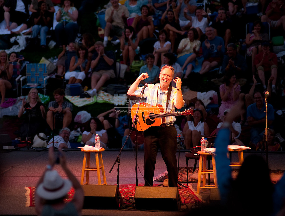 York St. Concert with Shawn Colvin and Loudon Wainwright III