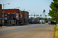 Main street  Oklahoma Cities and Towns