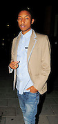 01.JULY.2009 - LONDON<br /> <br /> US HIP HOP STAR PHARELL WILLIAMS LEAVING CIPRIANI'S RESTAURANT, MAYFAIR.<br /> <br /> BYLINE: EDBIMAGEARCHIVE.COM<br /> <br /> *THIS IMAGE IS STRICTLY FOR UK NEWSPAPERS & MAGAZINE ONLY*<br /> *FOR WORLDWIDE SALES & WEB USE PLEASE CONTACT EDBIMAGEARCHIVE - 0208 954 5968*