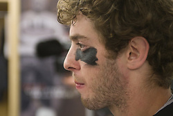 18 May 2008: Duke Blue Devils midfielder Ned Crotty (22) before a 21-10 win over the Ohio State Buckeyes during the NCAA quarterfinals held at Cornell University in Ithaca, NY.