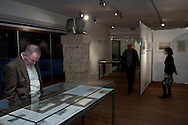 Tentoonstelling 'Koppen boven water - 500 jaar bescherming tegen het water' in het Hannemahuis in Harlingen.