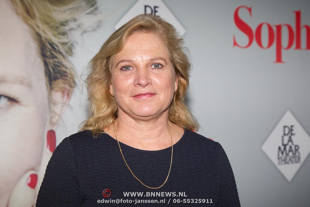 NLD/Amsterdam/20151115 - Premiere Toneelstuk Sophie, Anneke Blok