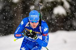 March 9, 2019 - –Stersund, Sweden - 190309 Lukas Hofer of Italy competes in the Men's 10 KM sprint during the IBU World Championships Biathlon on March 9, 2019 in Östersund..Photo: Petter Arvidson / BILDBYRÃ…N / kod PA / 92252 (Credit Image: © Petter Arvidson/Bildbyran via ZUMA Press)