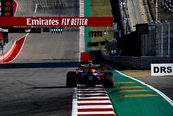 November 2, 2019, Austin, United States of America: Motorsports: FIA Formula One World Championship 2019, Grand Prix of United States, .#23 Alexander Albon (THA, Aston Martin Red Bull Racing) (Credit Image: © Hoch Zwei via ZUMA Wire)