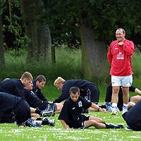 St Johnstone FC June 2001