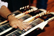 Texas, Austin, The Broken Spoke, Slide guitarist.