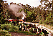 Puffing Billy Train, Victoria, Australia