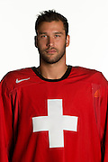 31.07.2013; Wetzikon; Eishockey - Portrait Nationalmannschaft; Goran Bezina (Valeriano Di Domenico/freshfocus)
