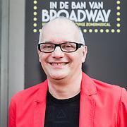 NLD/Amsterdam/20150604 - Premiere In de Ban van Broadway, Arie Cupe