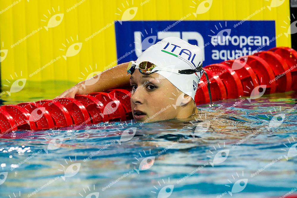 Masciopinto Ginevra ITA<br /> 100 Butterfly Women Heats<br /> LEN 43rd Arena European Junior Swimming Championships<br /> Hodmezovasarhely, Hungary <br /> Day04 06-07-2016<br /> Photo Andrea Masini/Deepbluemedia/Insidefoto