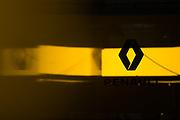 June 8-11, 2017: Canadian Grand Prix. Renault logo