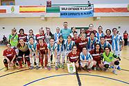 seleccion sala femenino vs Racing Avellaneda