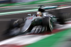Formel 1: GP von Mexiko 2016 - Rennen in Mexiko-Stadt / 301016<br /> <br /> ***Lewis Hamilton (GBR) Mercedes AMG F1  <br /> 30.10.2016. Formula 1 World Championship, Rd 19, Mexican Grand Prix, Mexico City, Mexico, Race Day.<br /> Copyright: Charniaux / XPB Images / action press ***