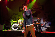 Kaiser Chiefs perform at House of Blues Chicago on April 19, 2012.