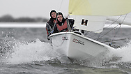 ENGLAND, London, Queen Mary Sailing Club, January 9th 2010, Bloody Mary Pursuit Race, RS 200.