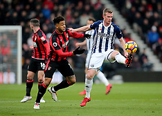 AFC Bournemouth v West Bromwich Albion - 17 March 2018