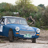 Car 107 Martin Neal Richard Dix Austin-Healey Sprite