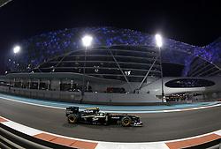 Motorsports / Formula 1: World Championship 2010, GP of Abu Dhabi, 19 Heikki Kovalainen (FIN, Lotus F1 Racing),