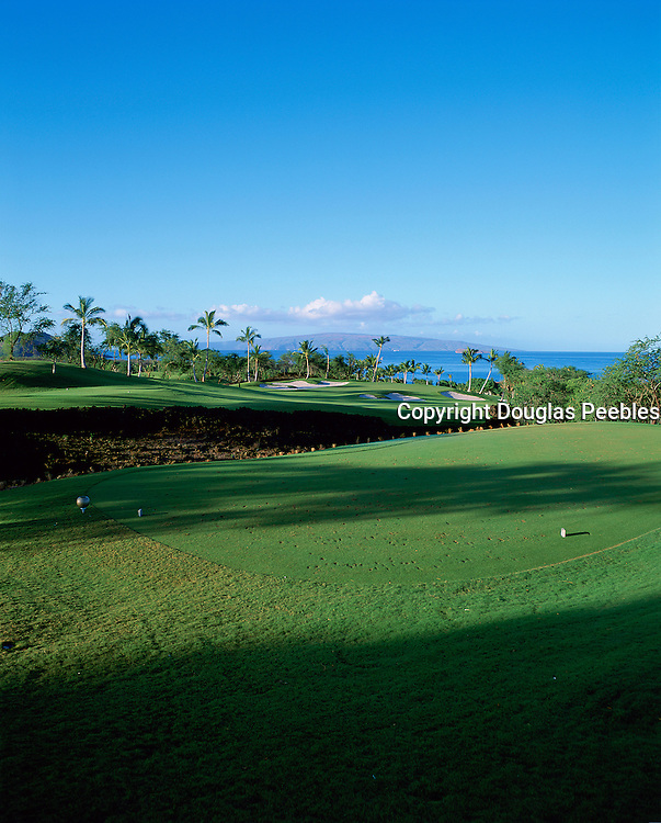 #8 Orange Course, Wailea Resort, Maui, Hawaii, USA<br />
