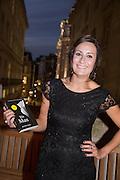JODI ELLEN MALPAS, Self-publishing phenomenon of 2013, Jodi Ellen Malpas celebrates the launch of  the print editions of THIS MAN at the Café Royal, London. 17 October 2013.
