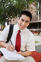 High School Student