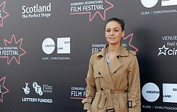 Edinburgh International Film Festival, Thursday, 21st June 2018<br /> <br /> Juror's Photocall<br /> <br /> Pictured: Sophie Skelton<br /> <br /> (c) Aimee Todd | Edinburgh Elite media
