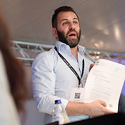20160616 - Brussels , Belgium - 2016 June 16th - European Development Days - Post COP21 - How to translate this landmark climate agreement into applied adaptation strategies ? - Leonardo Massai , Climate change law and policy specialist , Acclimatise-Climalia © European Union