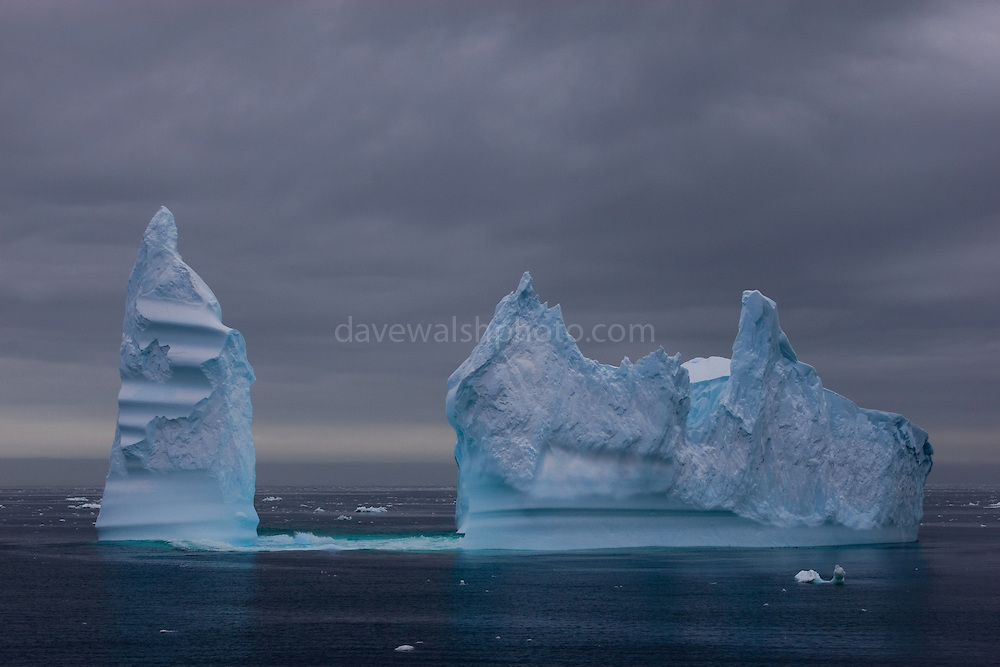 Iceberg, Antarctica - Southern Ocean, February 8th 2007