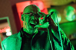 The G-MEN Soul Band at Meadow Farm.Voclas - C G Morris.16 February 2013.Image © Paul David Drabble