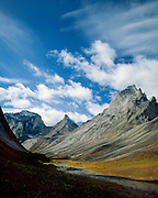 Gates of the Arctic National Park, AK, USA.<br />