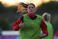 Ellie Wilson of Bristol City Women warms-up - Mandatory by-line: Paul Knight/JMP - 09/05/2017 - FOOTBALL - Stoke Gifford Stadium - Bristol, England - Bristol City Women v Manchester City Women - FA Women's Super League Spring Series