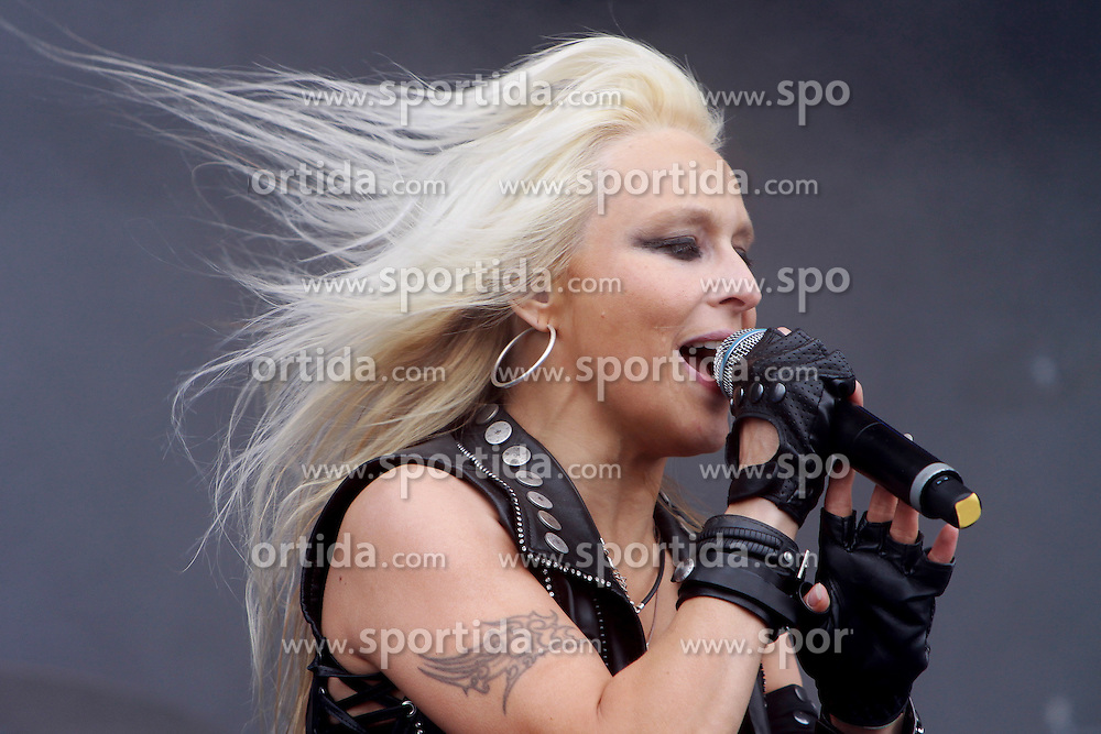 04.08.2011, Wacken, GER, W:O:A Wacken Open Air 2011, im Bild Doro Pesch, EXPA Pictures © 2011, PhotoCredit: EXPA/ nph/  Kohring       ****** out of GER / CRO  / BEL ******