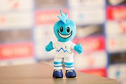 Official mascot during Press conference of new head coach of Team Slovenia, on November 27, 2018 in National Football Centre, Brdo pri Kranju, Slovenia. Photo by Ziga Zupan / Sportida