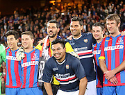 Julian Speroni and friends - Crystal Palace v Dundee - Julian Speroni testimonial match at Selhurst Park<br /> <br />  - © David Young - www.davidyoungphoto.co.uk - email: davidyoungphoto@gmail.com