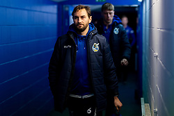 Edward Upson of Bristol Rovers arrives at St Andrews Stadium prior to kick off - Mandatory by-line: Ryan Hiscott/JMP - 14/01/2020 - FOOTBALL - St Andrews Stadium - Coventry, England - Coventry City v Bristol Rovers - Emirates FA Cup third round replay