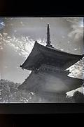 pagoda building Japan