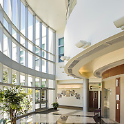 Mission Medical Plaza - Mission Viejo, California<br /> Mission Hospital Lower Campus<br /> Mission Hospital contacted us directly for a photographic survey of the Mission Medical campus in Orange County California - a mix of 1960's & 70's architecture interspersed with the centerpiece: a new 21st century addition designed by HDR Architects