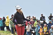 New Zealand Women's Golf Open-Final round - 01 October 2017