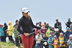 New Zealand Women's Golf Open-Final round - 01 October 2017