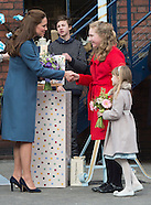 KATE Middleton Visits Emma Bridgewater Factory 2