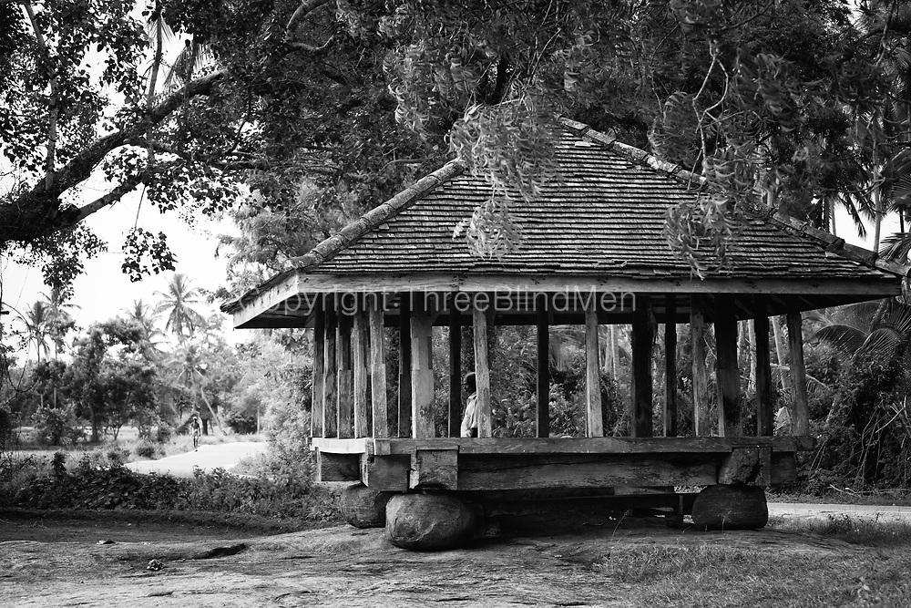 KARAGAHAGEDERA AMBALAMA, (Karagahagedara Pilgrims Rest)<br /> near HETTIPOLA.