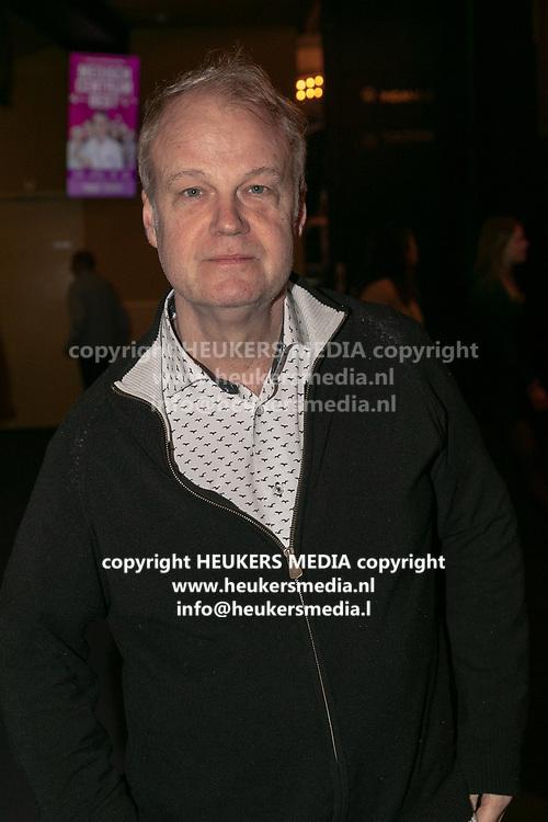 2019, Februari 18. Rijswijkse Schouwburg, Rijswijk. Premiere van Medisch Centrum Best. Op de foto: Rob van Hulst