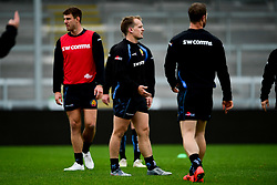 Stu Townsend during a training session at Sandy Park prior to their trip to La Rochelle in the European Rugby Champions Cup.  - Ryan Hiscott/JMP - 13/11/2019 - SPORT - Sandy Park - Exeter, England - Exeter Chiefs Training Session