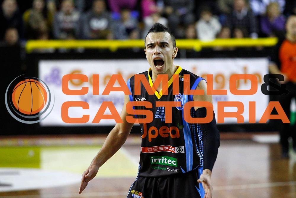 DESCRIZIONE : Barcellona Pozzo di Gotto Campionato Lega Basket A2 2012-13 Sigma Basket Barcellona Upea Orlandina Capo dOrlando <br /> GIOCATORE : Marco Passera<br /> SQUADRA : Sigma Basket Barcellona <br /> EVENTO : Campionato Lega Basket A2 2012-2013<br /> GARA : Sigma Basket Barcellona Upea Orlandina Capo dOrlando<br /> DATA : 28/12/2012<br /> CATEGORIA : Ritratto Delusione<br /> SPORT : Pallacanestro <br /> AUTORE : Agenzia Ciamillo-Castoria/G.Pappalardo<br /> Galleria : Lega Basket A2 2012-2013 <br /> Fotonotizia : Barcellona Pozzo di Gotto Campionato Lega Basket A2 2012-13 Sigma Basket Barcellona Upea Orlandina Capo dOrlando<br /> Predefinita :