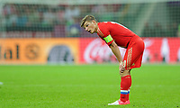 Fotball<br /> EM 2012<br /> 16.06.2012<br /> Hellas v Russland<br /> Foto: Witters/Digitalsport<br /> NORWAY ONLY<br /> <br /> Andrey Arshavin (Andrej Arschawin, Russland)<br /> Fussball EURO 2012, Vorrunde, Gruppe A, Griechenland - Russland 1:0