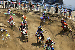 June 17, 2018 - Ottobiano, Lombardia, Italy - The Fiat Professional MXGP of Lombardia race at Ottobiano Motorsport circuit on June 17, 2018 in Ottobiano (PV), Italy. (Credit Image: © Massimiliano Ferraro/NurPhoto via ZUMA Press)