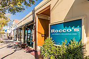 Rocco's Latin & European Cuisine Restaurant in Downtown San Clemente on El Camino Real