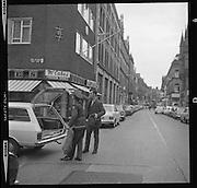 Bomb Scare at Telephone Exchange.21/07/1970
