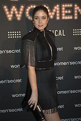 Ana Verdasco bei der Präsentation von Women'Secret Musical in Madrid / 101116 ***Elsa_Pataky presents Women'Secret First Musical in Madrid on november 10th, 2016***